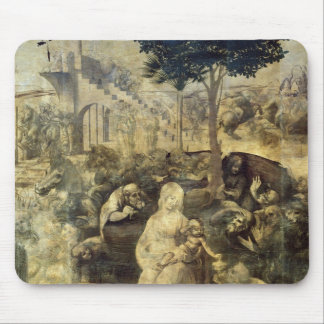 The Adoration of the Magi, 1481-2 Mouse Pad