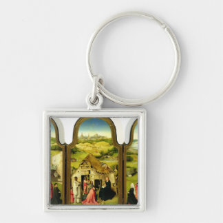 The Adoration of the Magi, 1510 Keychain