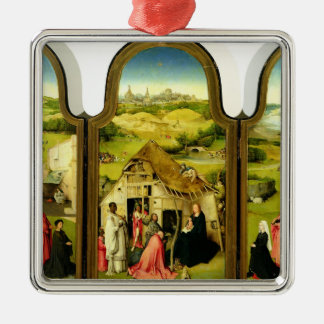 The Adoration of the Magi, 1510 Metal Ornament