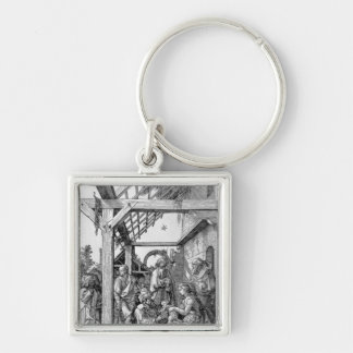 The Adoration of the Magi, 1511 Keychain