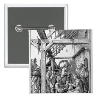 The Adoration of the Magi, 1511 Pinback Button