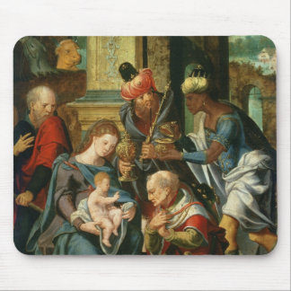 The Adoration of the Magi, 1530 Mouse Pad