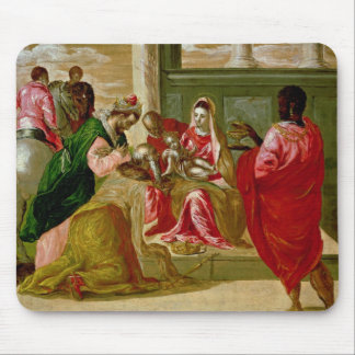 The Adoration of the Magi, 1567-70 Mouse Pad