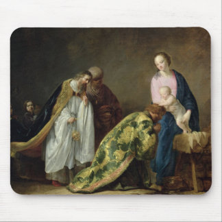 The Adoration of the Magi, 1638 Mouse Pad