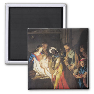 The Adoration of the Magi 2 Magnet