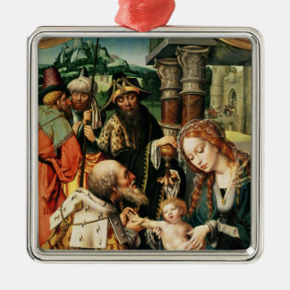 The Adoration of the Magi 2 Christmas Ornament
