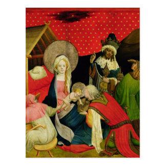 The Adoration of the Magi 2 Postcard