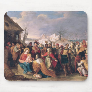 The Adoration of the Magi 3 Mouse Pad