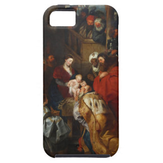 The Adoration of the Magi by Peter Paul Rubens iPhone SE/5/5s Case