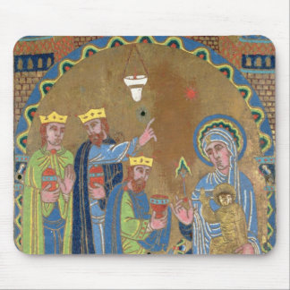 The Adoration of the Magi, c.1189 Mouse Pad
