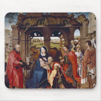 The Adoration of the Magi, c.1455 Mouse Pad