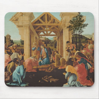 The Adoration of the Magi, c.1478-82 Mouse Pad