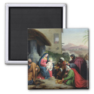 The Adoration of the Magi, c.1833-36 Magnet