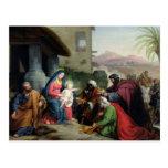 The Adoration of the Magi, c.1833-36 Postcard