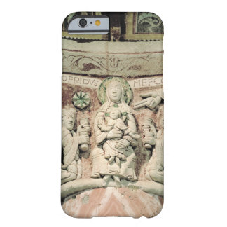 The Adoration of the Magi, column capital (stone) iPhone 6 Case