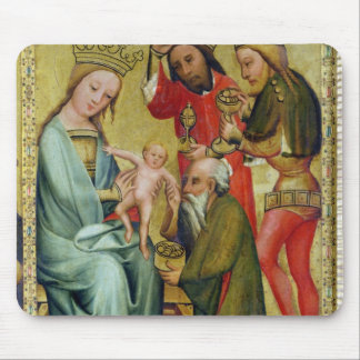 The Adoration of the Magi from Mouse Pad