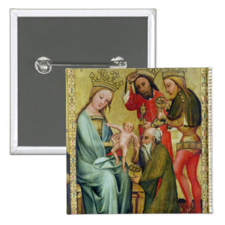 The Adoration of the Magi from Pinback Button