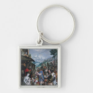 The Adoration of the Magi Keychain