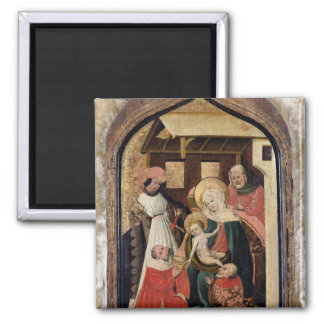 The Adoration of the Magi Magnet