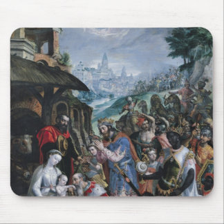 The Adoration of the Magi Mouse Pad