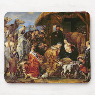 The Adoration of the Magi Mousepads