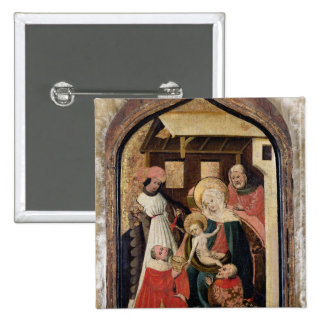 The Adoration of the Magi Pinback Button
