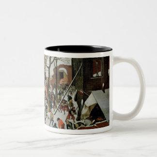 The Adoration of the Magi Two-Tone Coffee Mug