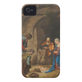 The Adoration of the Shepherds, 1505-10 Case-Mate iPhone 4 Case