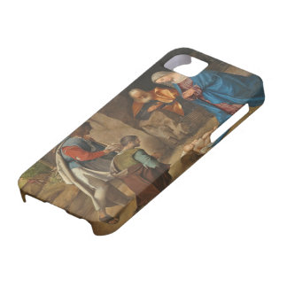 The Adoration of the Shepherds, 1505-10 iPhone SE/5/5s Case