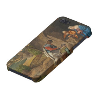 The Adoration of the Shepherds, 1505-10 iPhone SE/5/5s Cover