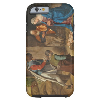 The Adoration of the Shepherds, 1505-10 Tough iPhone 6 Case