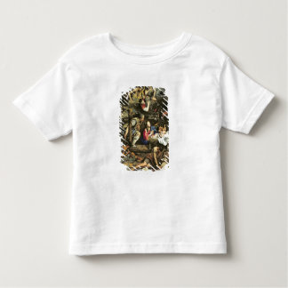 The Adoration of the Shepherds, 1612 (oil on canva Toddler T-shirt