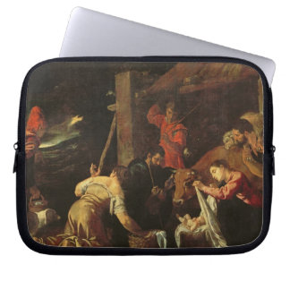 The Adoration of the Shepherds 2 Computer Sleeve