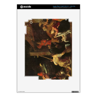 The Adoration of the Shepherds 2 Decal For iPad 3