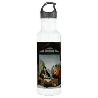 The Adoration of the Shepherds by Bartolomeo 24oz Water Bottle