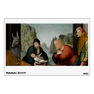 The Adoration of the Shepherds by Bartolomeo Wall Sticker