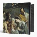 The Adoration of the Shepherds, c.1630-32 Vinyl Binder