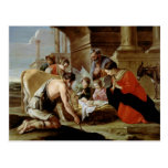 The Adoration of the Shepherds, c.1638 Post Cards