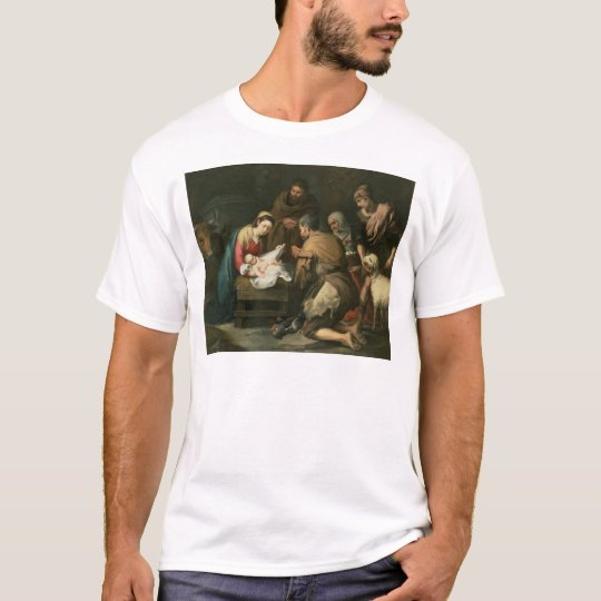 The Adoration of the Shepherds, c.1650 T-Shirt