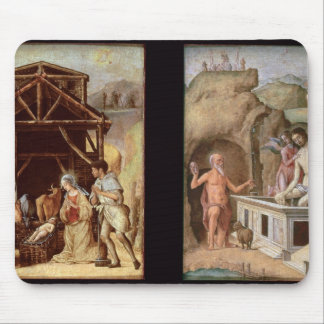 The Adoration of the Shepherds Mouse Pad
