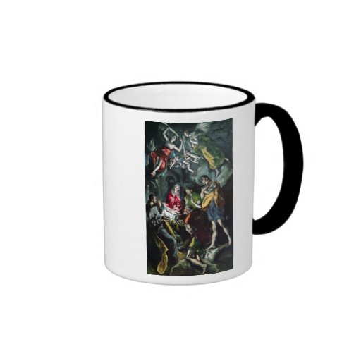 The Adoration of the Shepherds Mugs
