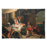 The Adoration of the Shepherds - Tiepolo Cloth Placemat