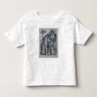The Adoration of the Shepherds Toddler T-shirt