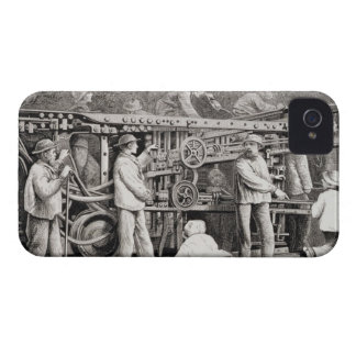 The Advanced Gallery on the French Side of the Mon Case-Mate iPhone 4 Case