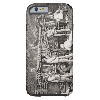 The Advanced Gallery on the French Side of the Mon Tough iPhone 6 Case
