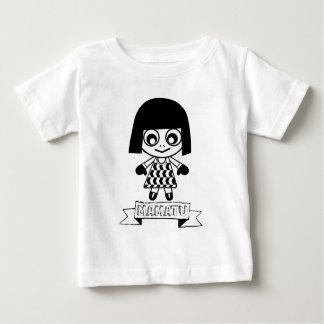 THE ADVENGER OF MAMATU Characters cartoon Infant T-shirt