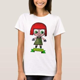 THE ADVENGER OF MAMATU Characters cartoon T-Shirt