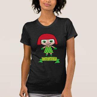 THE ADVENGER OF MAMATU Characters cartoon T Shirt