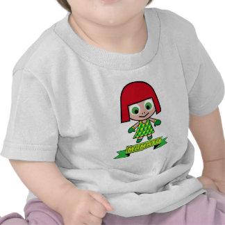 THE ADVENGER OF MAMATU Characters cartoon T Shirts
