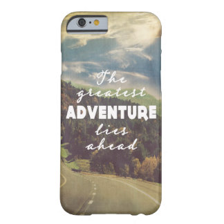 The Adventure Barely There iPhone 6 Case